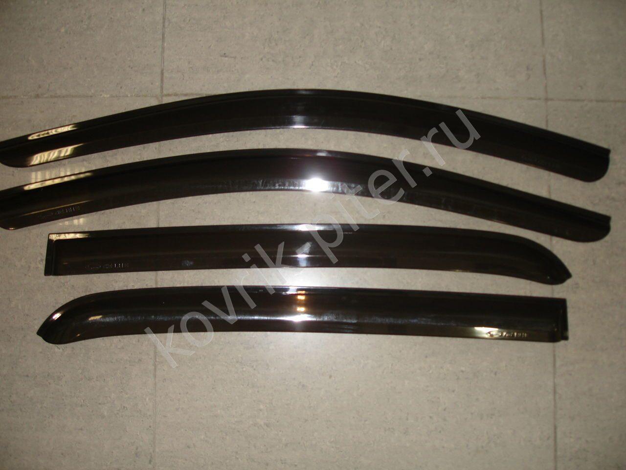 дефлекторы боковых стекол kia ceed 2010